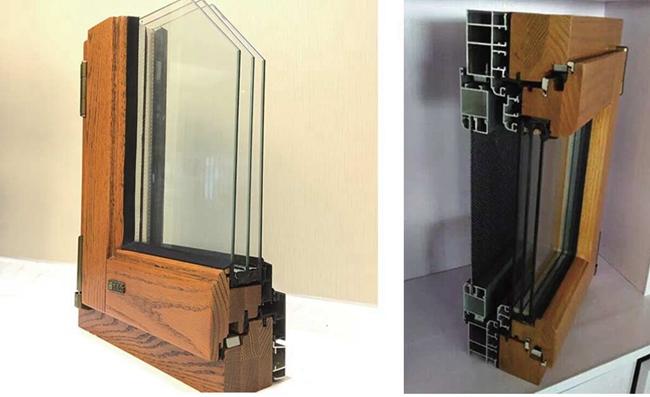 铝包木门窗系列 (5)