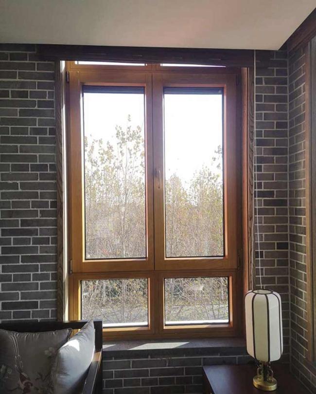 铝包木门窗系列 (9)