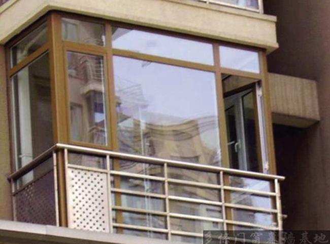断桥铝门窗系列 (2)